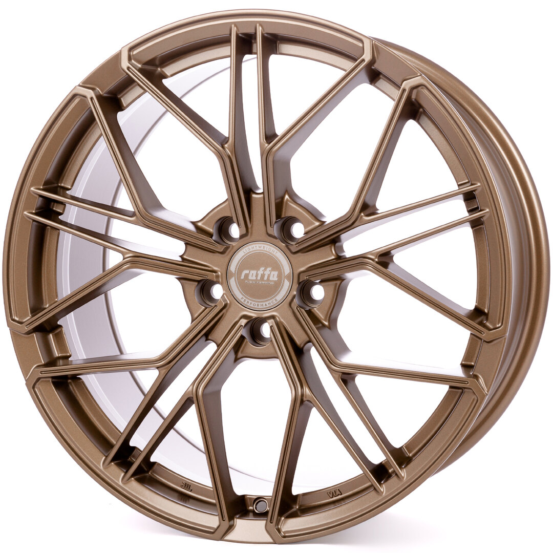 Raffa Wheels RF-02 Bronze Matt