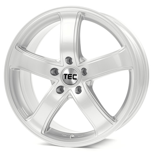 Tec Speedwheels AS1 Kristall-Silber
