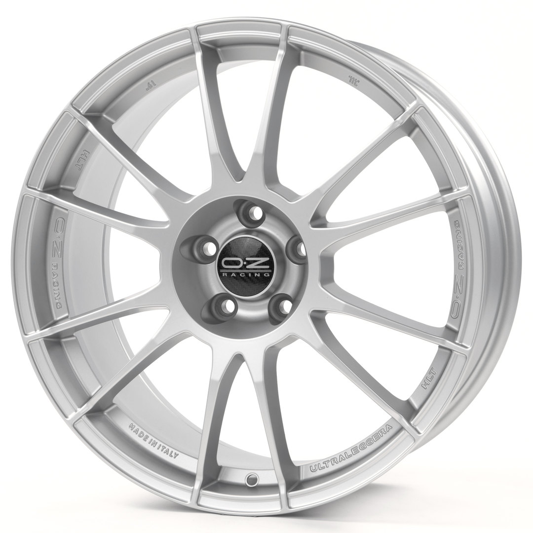 OZ Ultraleggera HLT Matt Race Silver