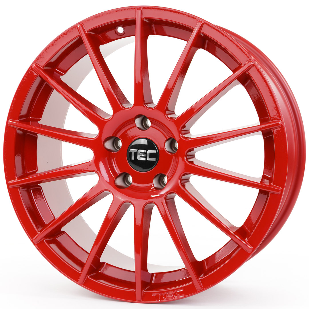 Tec Speedwheels AS2 Tornado-Rot
