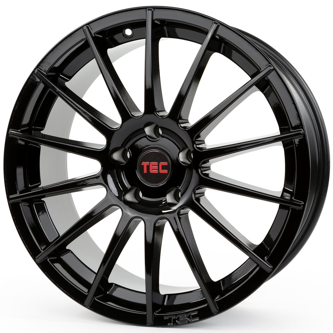 Tec Speedwheels AS2 Schwarz glanz