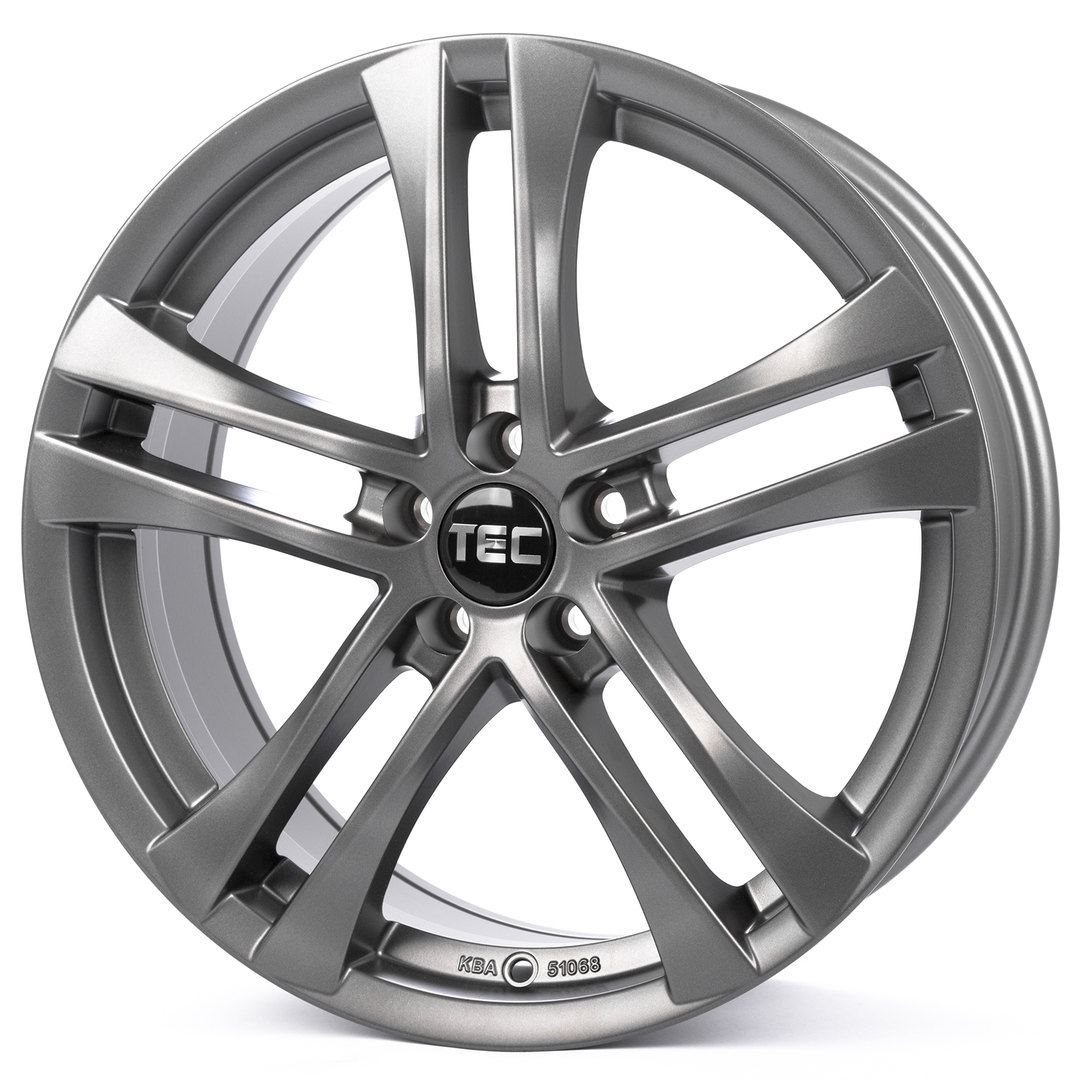Tec Speedwheels AS4 Gun-Metal