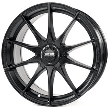 OZ Formula HLT Matt Black
