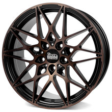 MAM B2 matt black bronze