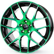 RH Alurad NBU Race color polished - green
