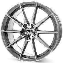 R³ Wheels R3H3 anthracite-polished
