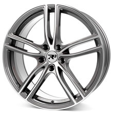 R³ Wheels R3H1.1 anthracite-polished