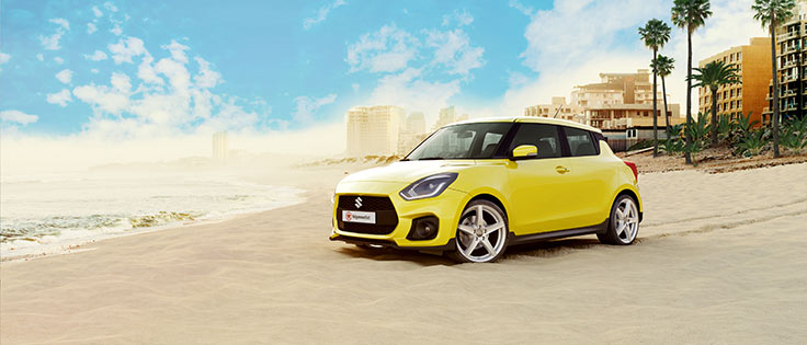 Ronal R41 | Suzuki Swift Sport